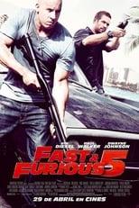 Ver Rápidos y Furiosos: 5in Control (2011) online gratis
