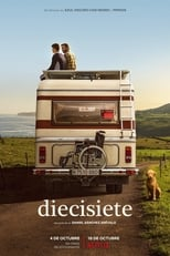 Diecisiete poster