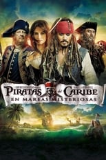 Ver Piratas del Caribe: Navegando en Aguas Misteriosas (2011) online gratis