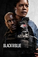 Black and Blue poster