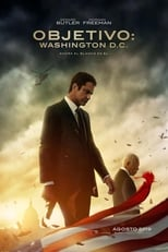 Objetivo: Washington D.C. poster
