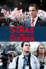 Ver 5 Days of War (2011) para ver online gratis
