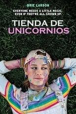 Tienda de unicornios poster