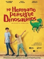 Image Mi hermano persigue dinosaurios