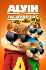 Ver Alvin y las Ardillas: Aventura sobre ruedas (2015) online gratis