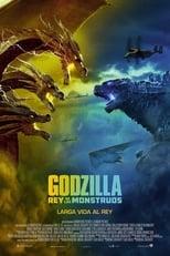 Godzilla: Rey de los monstruos poster