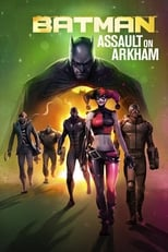 Ver Batman: Ataque a Arkham (2014) para ver online gratis