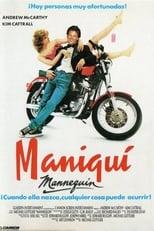 Ver Me enamoré de un maniquí (1987) online gratis