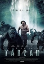 Ver La leyenda de Tarzán (2016) online gratis