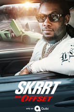 Skrrt with Offset poster
