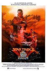 Ver Viaje a las Estrellas 2: La ira de Khan (1982) para ver online gratis