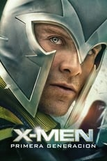 Ver X-Men: Primera generación (2011) online gratis