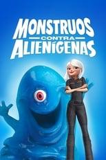 Ver Monstruos vs Aliens (2009) para ver online gratis