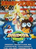 Digimon Adventure 02 Movies