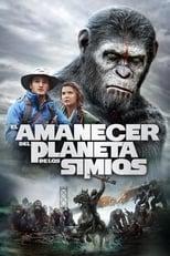 Ver El Planeta de los Simios: Confrontación (2014) para ver online gratis