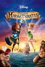 Ver Tinker Bell: Hadas y Piratas (2014) online gratis