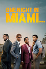 Ver Pelicula One Night in Miami... (2021) online