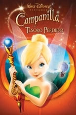 Ver Tinker Bell y el tesoro perdido (2009) online gratis