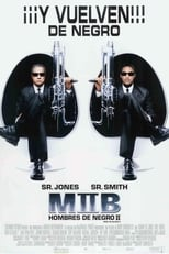 Ver Hombres de negro II (2002) para ver online gratis