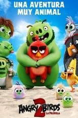 Angry Birds 2: La película poster
