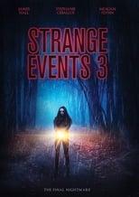 Ver Strange Events 3 (2020) para ver online gratis