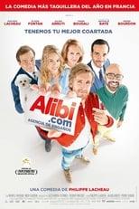 Alibi com, agencia de engaños poster