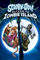 Scooby-Doo! Retorno a la Isla Zombi poster