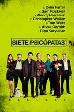 Ver Siete Psicópatas (2012) online gratis