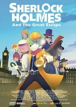 Ver The Great Detective Sherlock Holmes: The Great Jail-Breaker (2019) online gratis