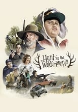 Hunt for the Wilderpeople  Cover