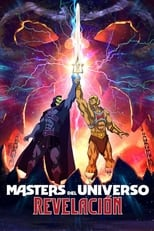 Image Masters del Universo: Revelación