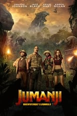 Jumanji : Bienvenue dans la jungle (2017)