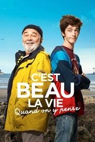 Poster Movie C'est beau la vie quand on y pense 2017