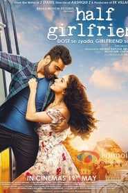 Poster Movie Half Girlfriend 2017