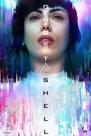 Poster Movie Ghost in the Shell 2017