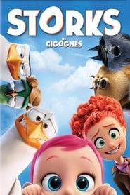 Poster Movie Storks 2016