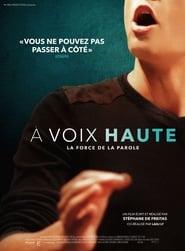 Poster Movie À voix haute - La force de la parole 2017