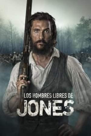Portada Los hombres libres de Jones