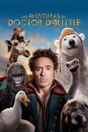 Portada Las aventuras del Doctor Dolittle