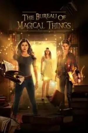 Portada Agencia de asuntos mágicos