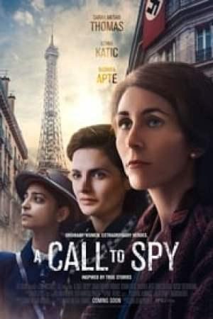 Portada A Call to Spy