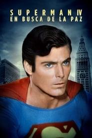Superman IV: En busca de la paz Online