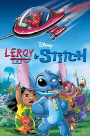Portada Leroy y Stitch: La película