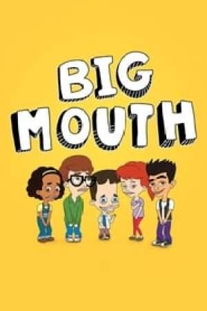Portada Big Mouth