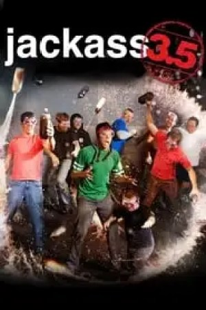 Portada Jackass 3.5