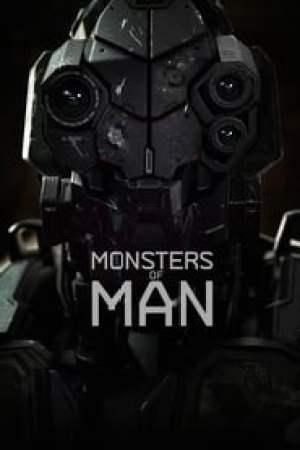 Portada Monsters of Man