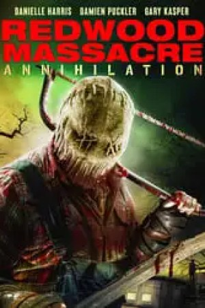 Portada Redwood Massacre: Annihilation