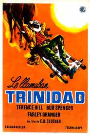 Portada Le llamaban Trinidad