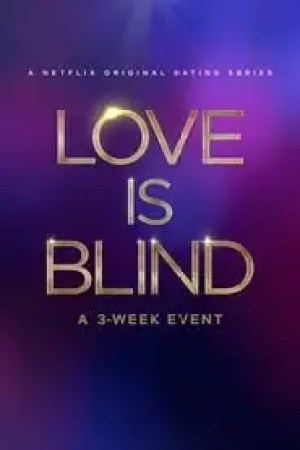 Portada Love is Blind