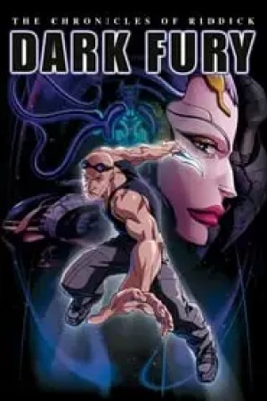 Portada Las crónicas de Riddick: Dark Fury